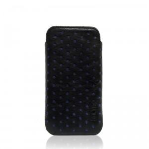 Etui Knomo iPhone 4 slim perforé