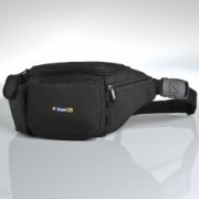 Pochette ceinture Travel blue (compartiment pour téléphone mobile)