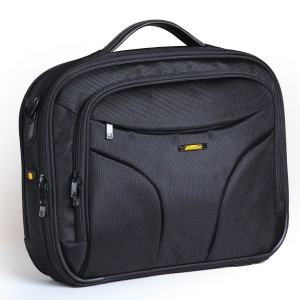 "Sacoche 5 poches Travel blue (pour PC portable 15"")"