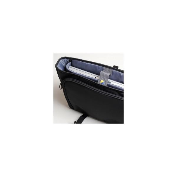 sacoche 4 poches travel blue pour pc portable 15. Black Bedroom Furniture Sets. Home Design Ideas