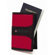 Protège passeport rouge Wenger - Protection RFID