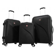 Ensemble 3 valises Wenger EVO