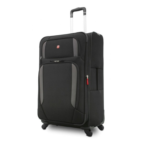 valise roulettes wenger trolley lugano 72 cm we7353. Black Bedroom Furniture Sets. Home Design Ideas